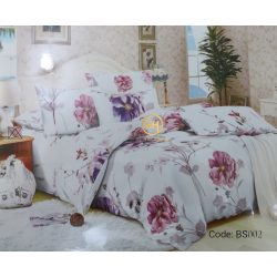 BEDSHEET 3D QUEEN SIZE 7 IN 1 BS002