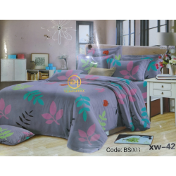 BEDSHEET 3D QUEEN SIZE 7 IN 1 BS003