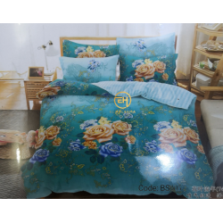 BEDSHEET 3D QUEEN SIZE 7 IN 1 BS005