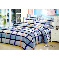 BEDSHEET 3D QUEEN SIZE 7 IN 1 BS010