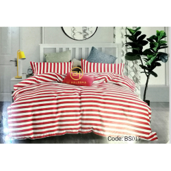 BEDSHEET 3D QUEEN SIZE 7 IN 1 BS015
