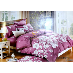 BEDSHEET 3D QUEEN SIZE 7 IN 1 BS019