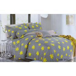 BEDSHEET QUEEN SIZE 7 IN 1 WITH COMFORTER BCS001