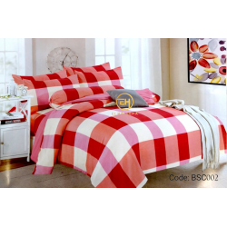 BEDSHEET QUEEN SIZE 7 IN 1 WITH COMFORTER BCS002