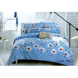 BEDSHEET QUEEN SIZE 7 IN 1 WITH COMFORTER BCS003