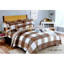BEDSHEET QUEEN SIZE 7 IN 1 WITH COMFORTER BCS004