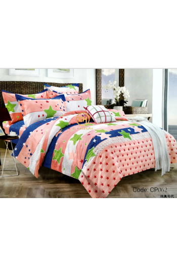 CADAR PATCHWORK QUEEN 3IN1 CP062
