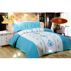 WEDDING BEDSHEET 6 IN 1 WS001