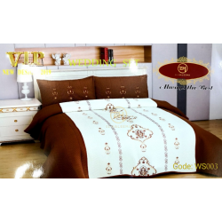 WEDDING BEDSHEET 6 IN 1 WS003