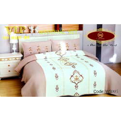 WEDDING BEDSHEET 6 IN 1 WS005