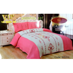 WEDDING BEDSHEET 6 IN 1 WS004