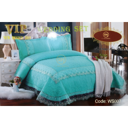 WEDDING BEDSHEET 6 IN 1 WS007