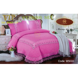 WEDDING BEDSHEET 6 IN 1 WS008