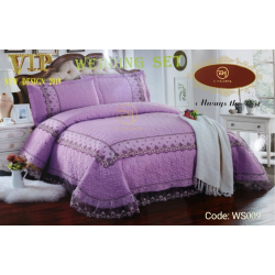 WEDDING BEDSHEET 6 IN 1 WS009
